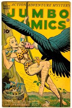 Jumbo Comics #67