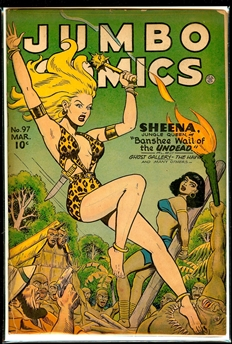 Jumbo Comics #97