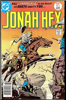 Jonah Hex #2