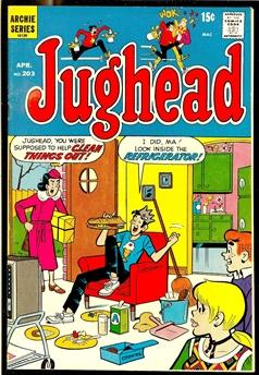 Jughead #203