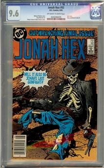 Jonah Hex #92
