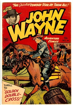 John Wayne Adventure Comics #16