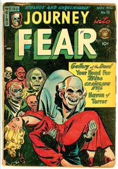 Journey Into Fear #10