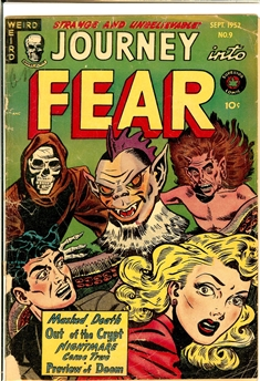 Journey Into Fear #9