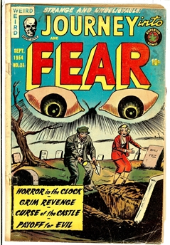 Journey Into Fear #21