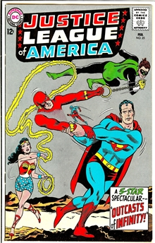 Justice League of America #25