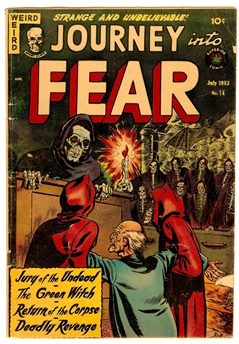 Journey Into Fear #14