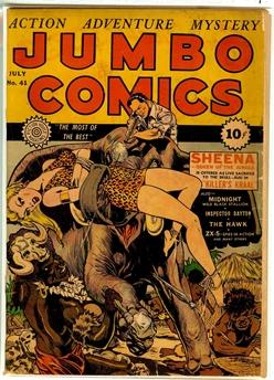 Jumbo Comics #41