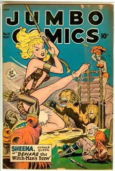 Jumbo Comics #111