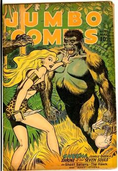 Jumbo Comics #99