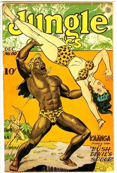 Jungle Comics #60