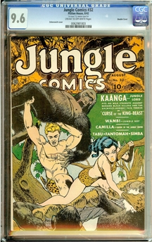Jungle Comics #32
