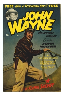 John Wayne Adventure Comics #3