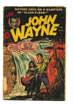 John Wayne Adventure Comics #22