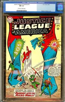 Justice League of America #18