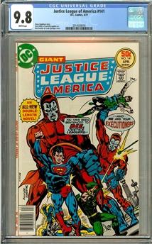 Justice League of America #141