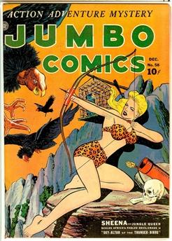 Jumbo Comics #58