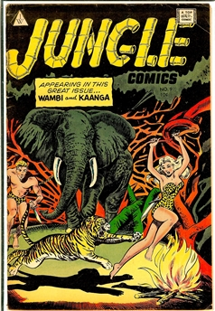 Jungle Comics #9