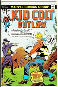 Kid Colt #193
