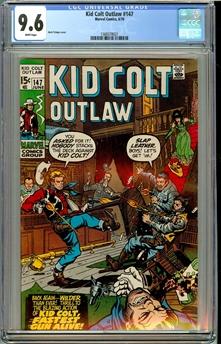 Kid Colt #147
