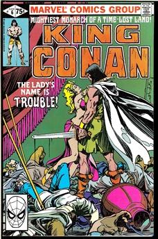 King Conan #6