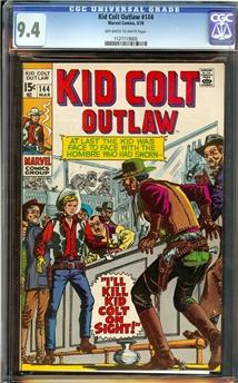 Kid Colt #144