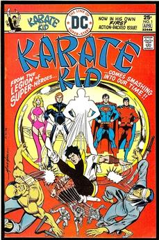 Karate Kid #1