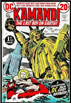 Kamandi #1