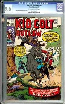 Kid Colt #149