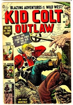 Kid Colt #31