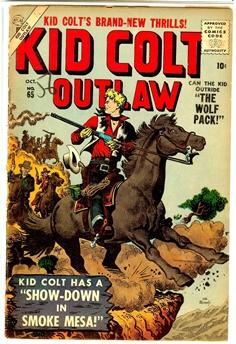 Kid Colt #65