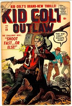 Kid Colt #69