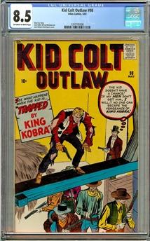 Kid Colt #98