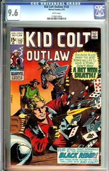 Kid Colt #143