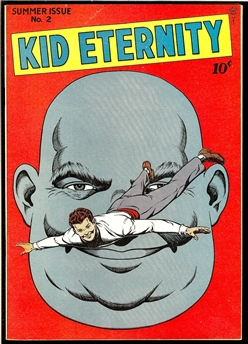 Kid Eternity #2