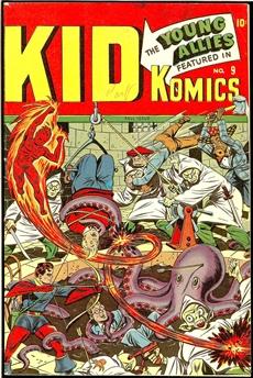 Kid Komics #9