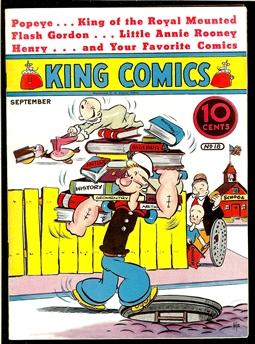 King Comics #18