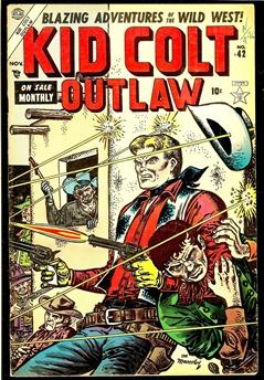 Kid Colt #42