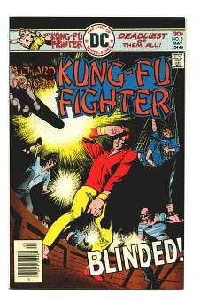 Richard Dragon Kung-Fu Fighter #8