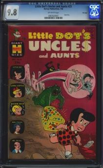 Little Dot's Uncles & Aunts #23