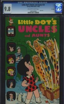 Little Dot's Uncles & Aunts #24