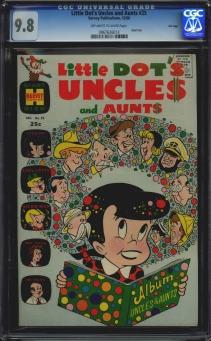 Little Dot's Uncles & Aunts #25