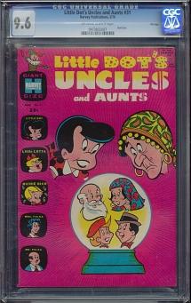 Little Dot's Uncles & Aunts #31