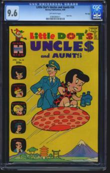Little Dot's Uncles & Aunts #26