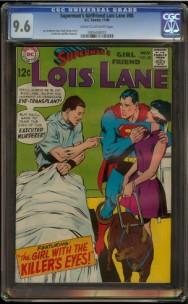 Superman's Girlfriend Lois Lane #88
