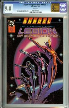 Legion of Super-Heroes Annual (Vol 3) #3