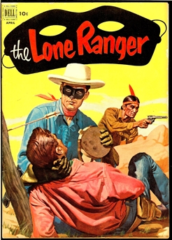 Lone Ranger #46