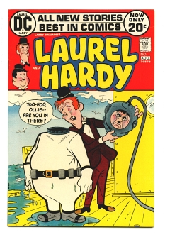 Larry Harmon's Laurel and Hardy #1