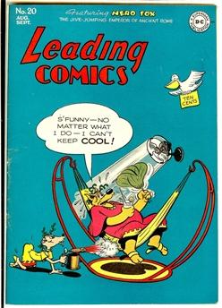 Leading Comics #20