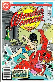Legend of Wonder Woman #1